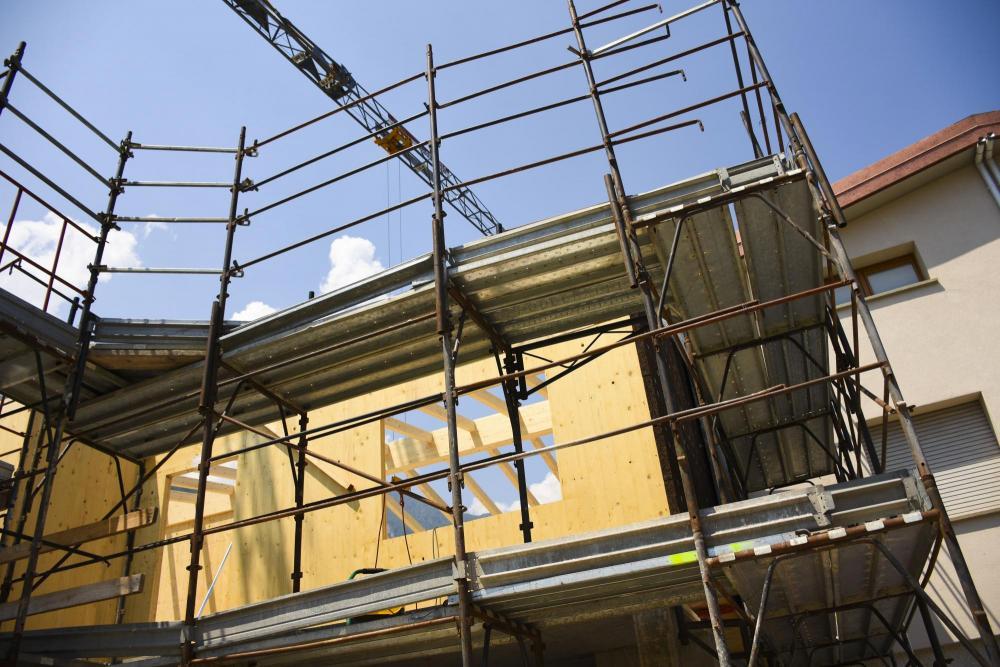 Cantiere nuova realizzazione - Samolaco